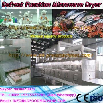 Food Defrost Function processing industrial vacuum microwave fruit dryer