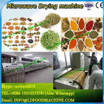 Spice/clove microwave dryer making equipment