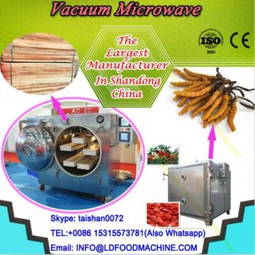 Box type microwave vacuum drying machine | pet food microwave drying machine