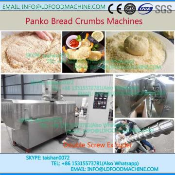 Full automatic panko bread crumbs make machinery