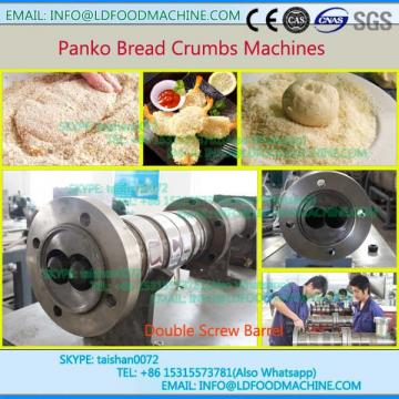 Panko bread crumb production machinery