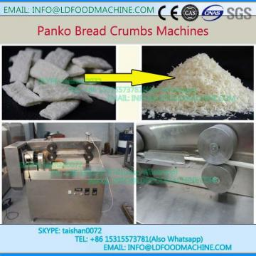 Bread Crumbs make machinery/High quality Corn Flakes Cereals machinery