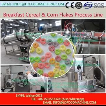 Selling low prices corn flakes processing machinery / production line