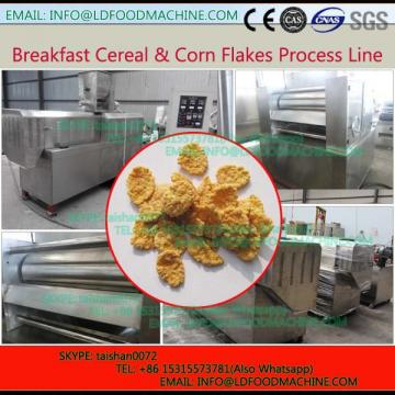 China Automatic Breakfast machinery make Corn Flakes
