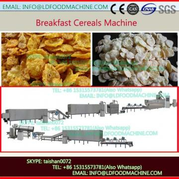 Breakfast Cereal Cornflakes  make machinery
