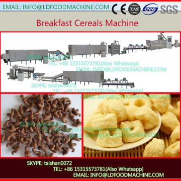 High automatic Double Screw Food Extruder For Corn Flakes