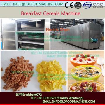 CE certificate new corn flakes product processing machinery