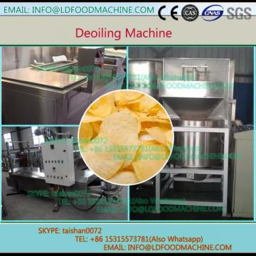 fried food deoiling machinery