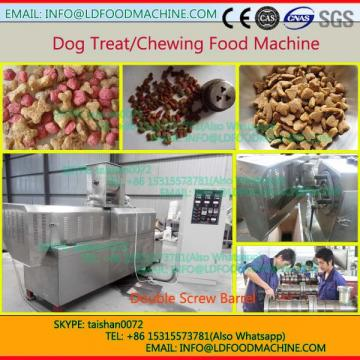 Jam center chewing dog food production line in Dongxu