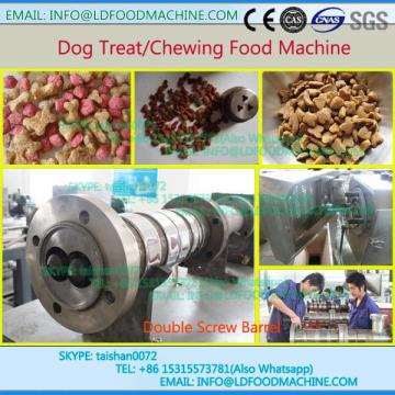 Different LLDe Parallel Twin Screw Dry Dog Food Pellet Extruder