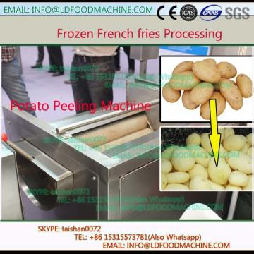 China supplier semi-automatic potato chips production line machinery for sale