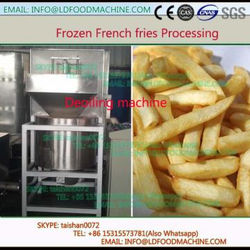 potato washing machinery/frying machinery for French fries machinery