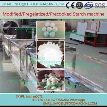 Pregelatinized Modified Tapioca Corn Oil Drilling Starch machinery