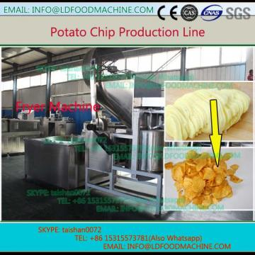 250 Kg per hour easy operation Frozen fries make machinery