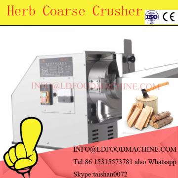 Top quality coarse crusher for tea leaf /walnut shell ,herb pulverizer grinding machinery