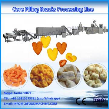 Core filling snacks food processing equipment