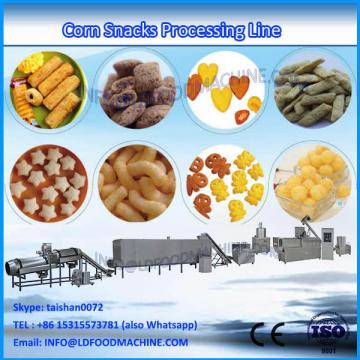 Stainless Steel quality Grain Puff Snack machinery