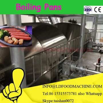 Industrial Large Steam Jacketed Cook Kettle