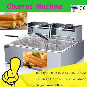 Hot selling churro machinery and fryer/LDanish churros make machinery price