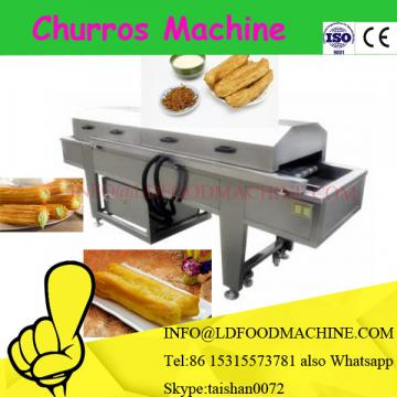 Fashion stainless steel electric churros make machinery