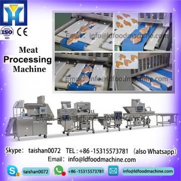 Meat chopper machinery
