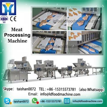 Meat dicing machinery