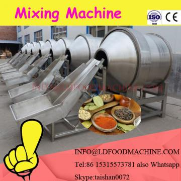 self loading 3D powder mixing machinery