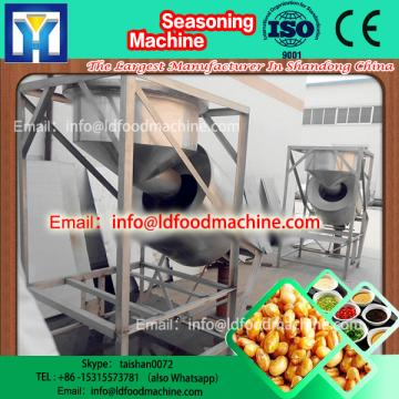 snacks flavoring machinery/fried peanuts seasoning machinery/drum potato chips season machinery snack flavor machinery