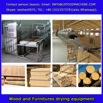Factory Direct selling tunnel LLDe wood/Limber microwave drying equipment