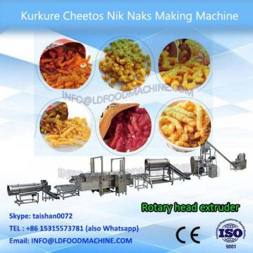 Competitive Price Cheeto Kurkure make machinery