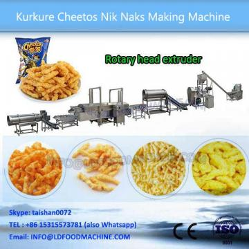 Kurkures/Cheetos/Nik naks/corn curls  production line