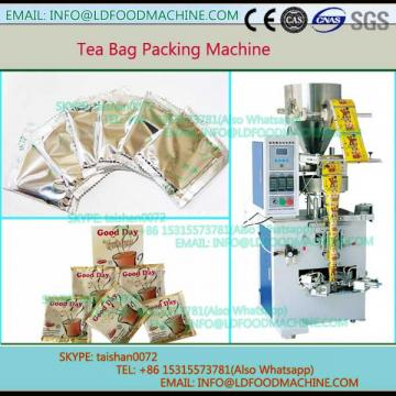 C23LD automatic flat nylon mesh inner tea bag packaging machinery with outer bag
