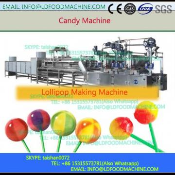 Servo control gummy bear candy make machinery