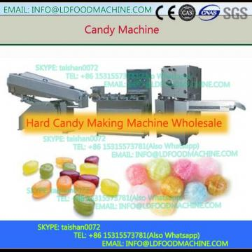 Small hard candy make machinery line factory
