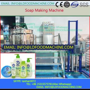 50-100kg/h Laundry And Toilet Small Scale Soap make machinery