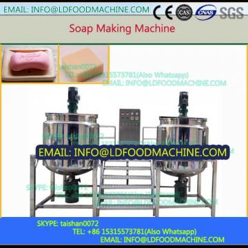 50-150kg/h Ho/Laundry Soap machinery