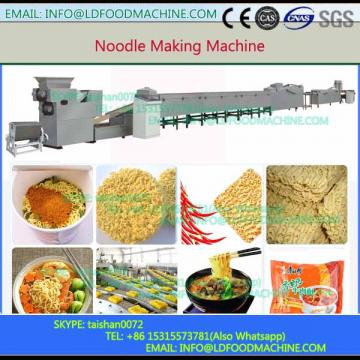 cutting and dividing machinery of instant noodle production line/make machinery/food machinery