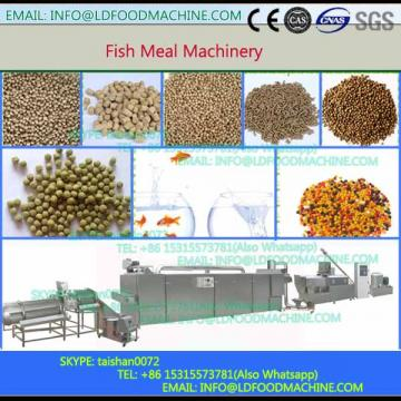 China Manufacture floating fish feed make machinery/fish meal production line