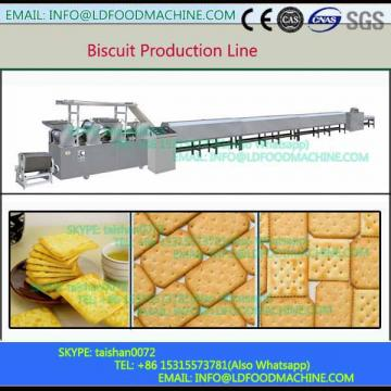 LD LD LD paint control Two Line 3+2 Two Color Cream and Chocolate Biscuit Sandwiching machinery