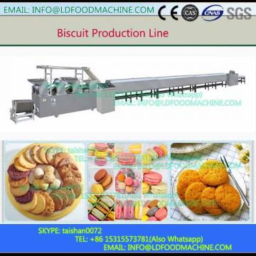 Low Price Chocolate Filling Biscuit machinery with Automatic Cookie Biscuit Production Line