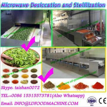 Microwave microwave drying machinery