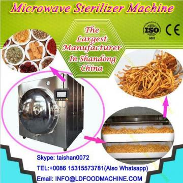 LD microwave Continuous Deep Fryer Chips Frying machinery