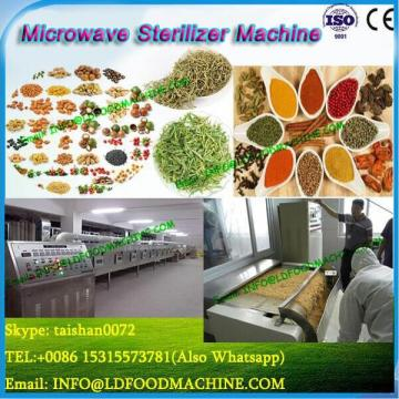 2017 microwave Hot Sale CE Industrial High Capacity Continuous  Fryer machinery