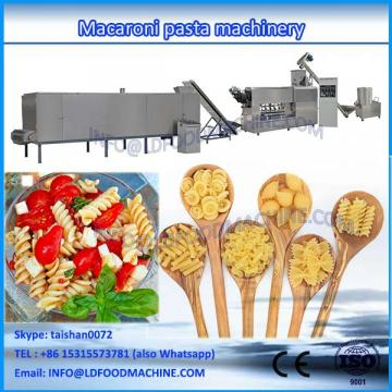 High quality large Capacity macaroni pasta processing line/