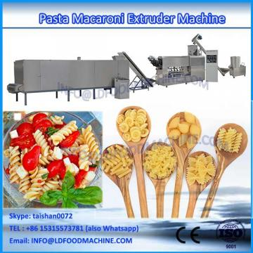 High quality Pasta machinery macaroni Production Line