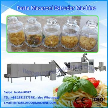 180kg/h Industrial Small Pasta Noodle make machinery