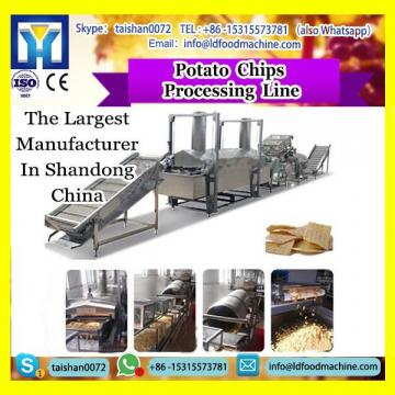 High-quality and efficient automatic and semi-automatic french fries machinery