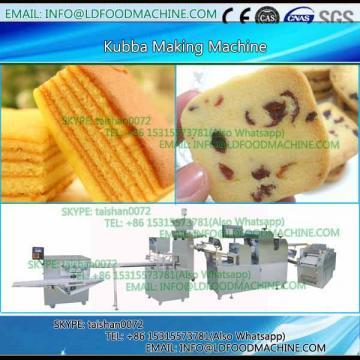China hot sale chocolate Biscuit make machinery