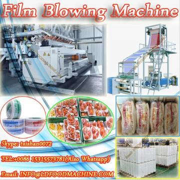 Blown Film Extrusion machinery for plastic bag
