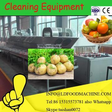Full automatic continute taro ginger brush washing and peeling machinery